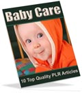 Baby PLR articles