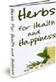 Herbs PLR ebook for your site