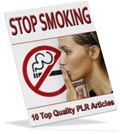 Stop Smoking PLR articles