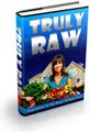 Raw Food Diet PLR ebook for your site