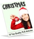 Christmas PLR articles